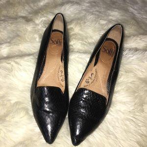 "Söfft real leather ""snakeskin"" Heels"